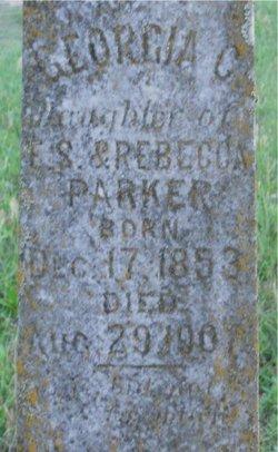 Georgia Ann Parker