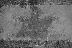 Thomas H Allen