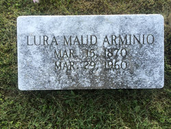 Lura Maud <i>Watkins</i> Arminio