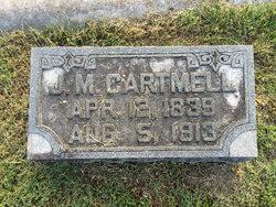 J. M. Cartmell