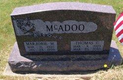 Marjorie Mae <i>McCartney</i> McAdoo