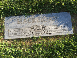 Virginia Ellen <i>Bender</i> MacKeigan