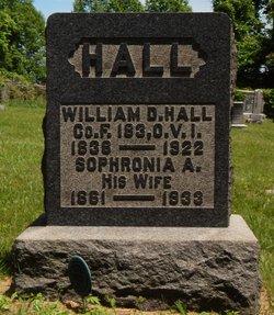 William Dixon Hall