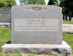 Stanley Monroe Hall