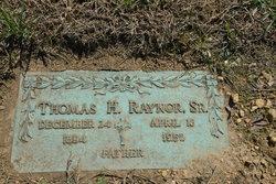 Thomas Henry Raynor, Sr