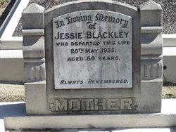 Jessie <i>MacKie</i> Blackley