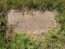 Albert P Williams