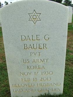 Dale G Bauer
