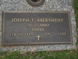 Joseph Franklin Abernathy