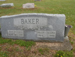 Helen <i>Collins</i> Baker