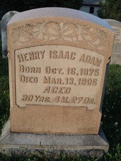 Henry Isaac Adam