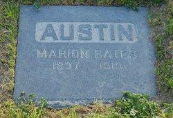 Ellen Marion <i>Bates</i> Austin