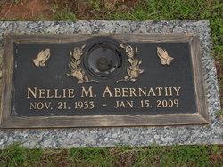 Nellie <i>Holcomb</i> Abernathy