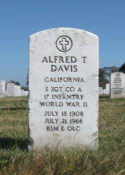 Alfred T. Davis