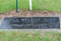 Randy Eugene Nellie Nelson