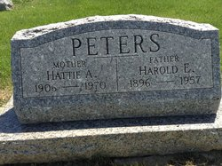 Harold Ellsworth Peters