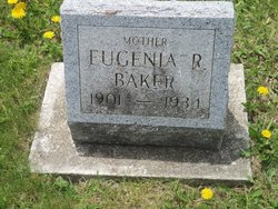 Eugenia R. <i>Russell</i> Baker