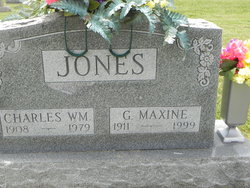 Gladys Maxine <i>Coppock</i> Jones