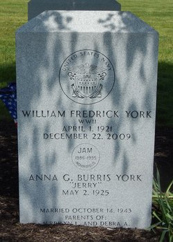 William Fredrick York