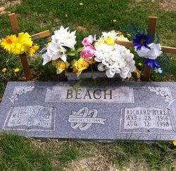 Richard Herl Beach