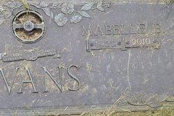 Mabelle Francis <i>Beatty</i> Evans