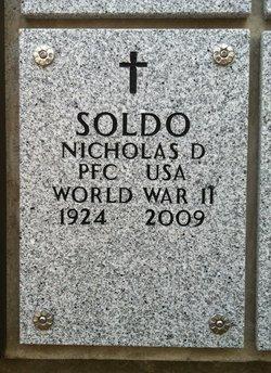 Nicholas D Soldo