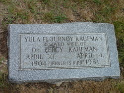 Yula <i>Flournoy</i> Kaufman