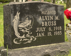 Alvin M. Bruss