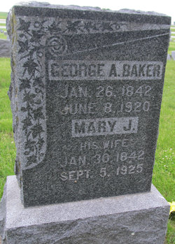 George A. Baker
