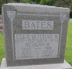 Ray Bates