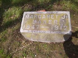 Margaret J. Maggie <i>Kelly</i> Baker