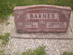Bessie R. <i>Rogers</i> Barnes