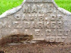 May Barker Caddy