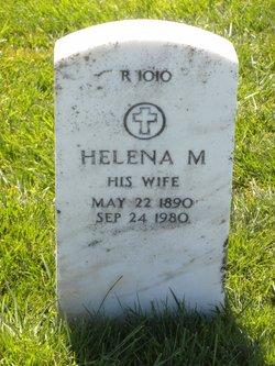 Helena May <i>Stevens</i> Gates