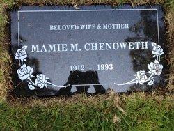 Mamie May <i>Blanchard</i> Chenoweth