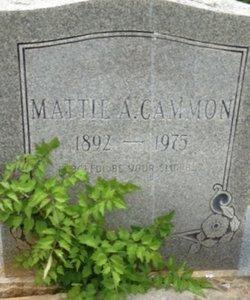 Mattie A. Cammon