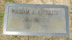 William Edgar Abernethy