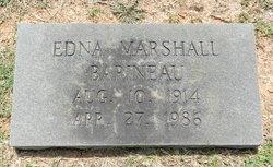 Edna <i>Marshall</i> Barineau