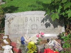 Beatrice A <i>Gibson</i> Baird