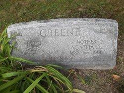 Agatha <i>Rothrock</i> Greene