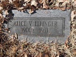 Alice Viola <i>Rothrock</i> Ellinger