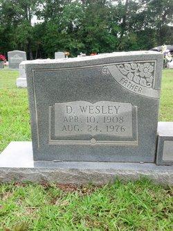 D. Wesley Mills