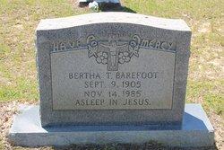 Bertha Mae <i>Tart</i> Barefoot