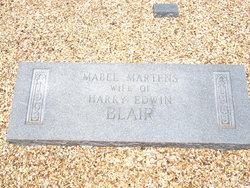Mabel <i>Martens</i> Blair