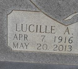 Lucille Lou <i>Abernathy</i> Bailey