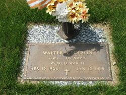 Walter C. Olson
