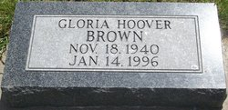 Gloria <i>Hoover</i> Brown