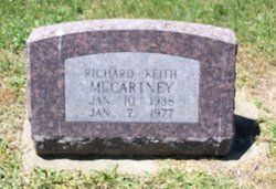 Richard Keith McCartney