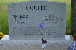 Cheryl J. Cheri <i>Coffman</i> Cooper