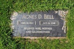 Agnes D Bell